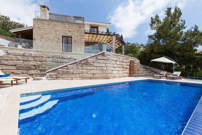 Недвижимость на Продажу: Дом (Отдельный), Афродайт Хиллс, Пафос | Key Realtor Кипр