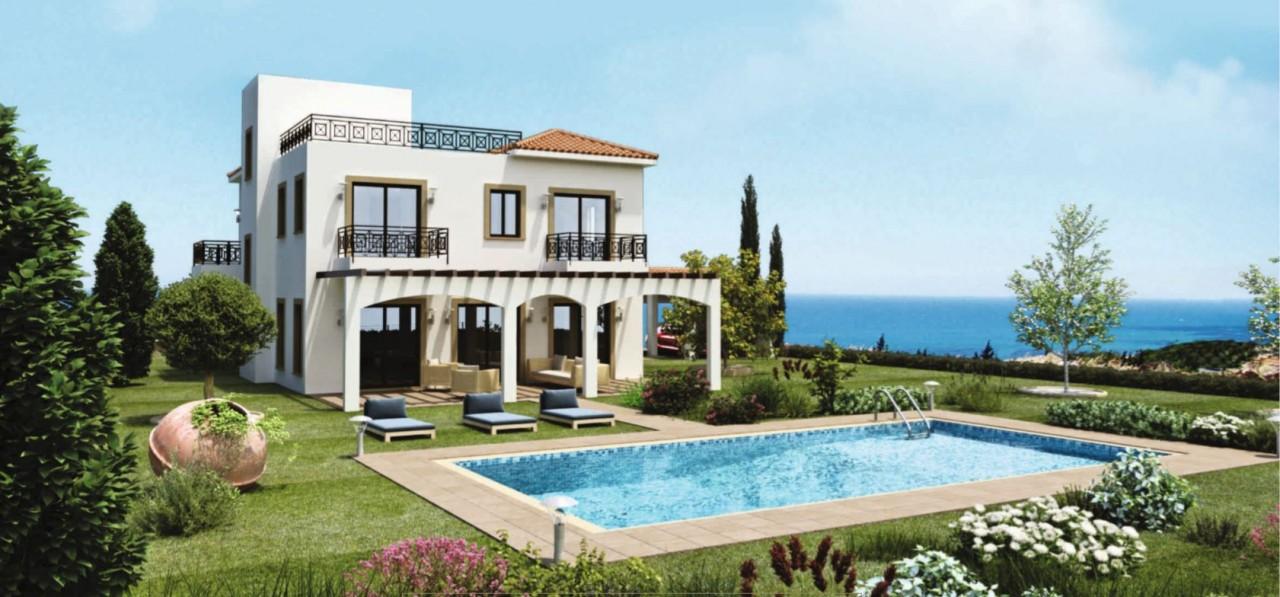 Недвижимость на Продажу: Дом (Отдельный), Сикрет Валлей, Пафос   Key Realtor Кипр