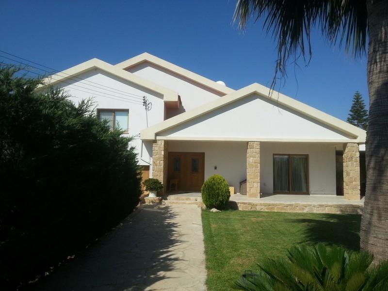 Недвижимость на Продажу: Дом (Отдельный), Пареклисиа, Лимассол | Key Realtor Кипр