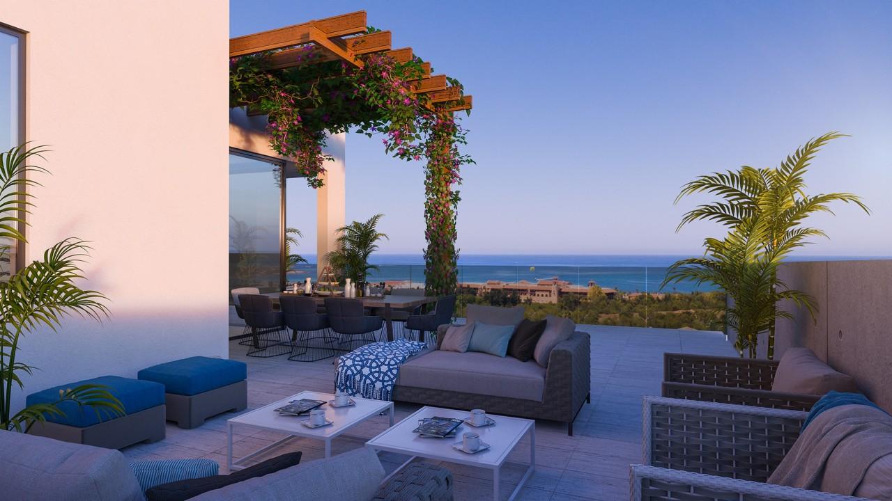 Недвижимость на Продажу: Апартаменты (Пентхаус), Томбс оф зе Кингс, Пафос | Key Realtor Кипр