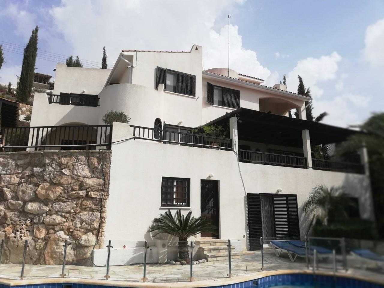 Недвижимость на Продажу: Дом (Отдельный), Тала, Пафос   Key Realtor Кипр