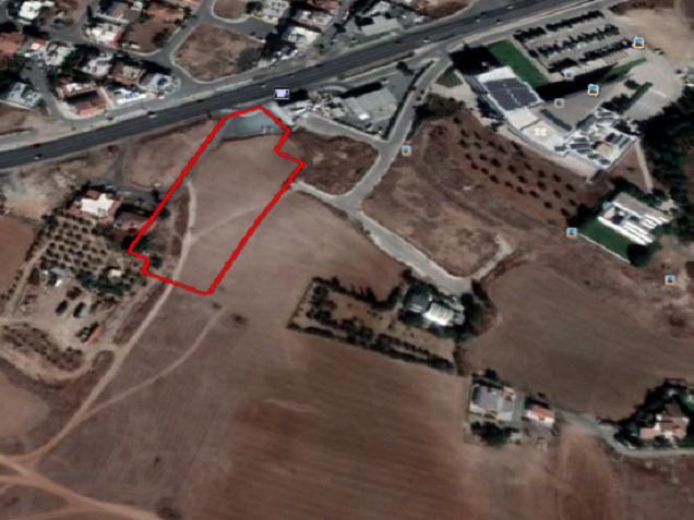 Недвижимость на Продажу: Земля (Жилая Застройка), Строволос, Никосия   Key Realtor Кипр