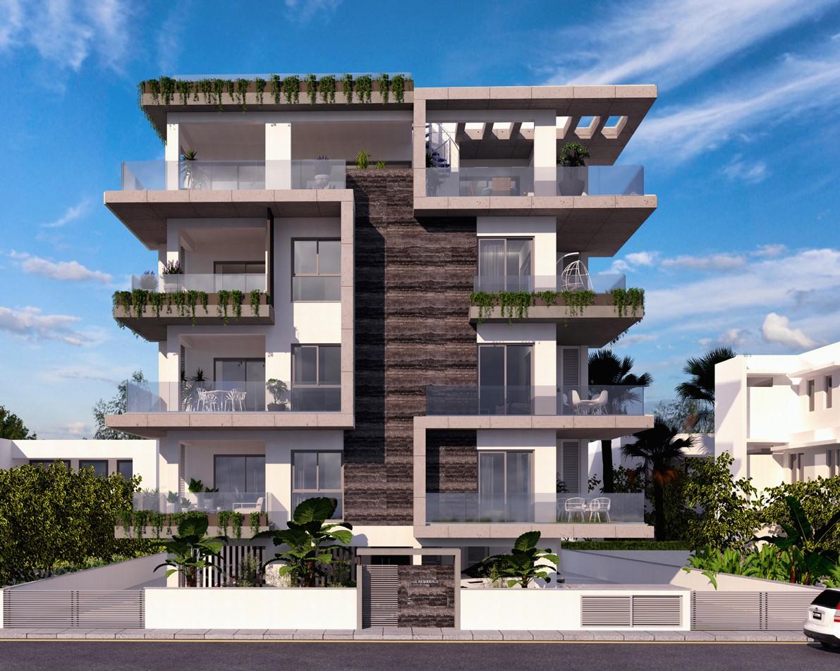 Недвижимость на Продажу: Апартаменты (Пентхаус), Неаполи, Лимассол   Key Realtor Кипр