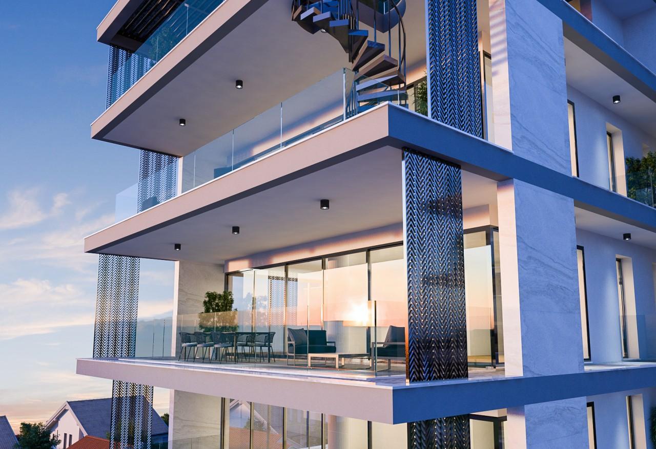 Недвижимость на Продажу: DIONE Апартаменты в Районе Посейдония, Лимассол | Key Realtor Кипр