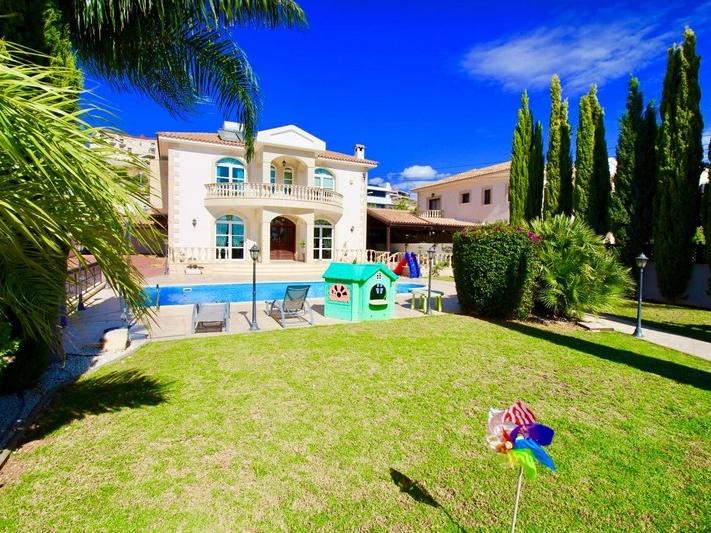 Недвижимость на Продажу: Дом (Отдельный), Айос Афанасиас, Лимассол   Key Realtor Кипр