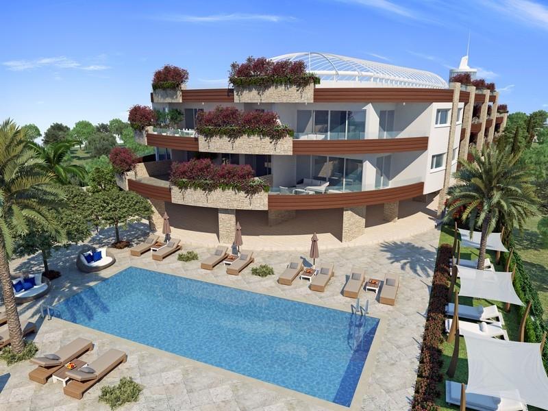 Недвижимость на Продажу: Апартаменты (Квартира), Пейа, Пафос | Key Realtor Кипр