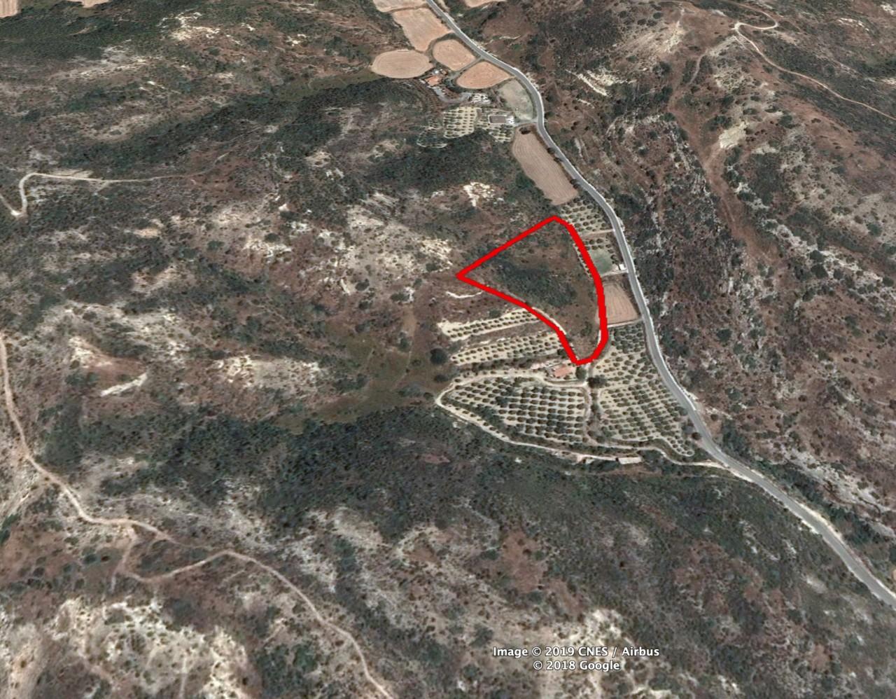 Недвижимость на Продажу: (Сельхозназначение), Писсури, Лимассол   Key Realtor Кипр
