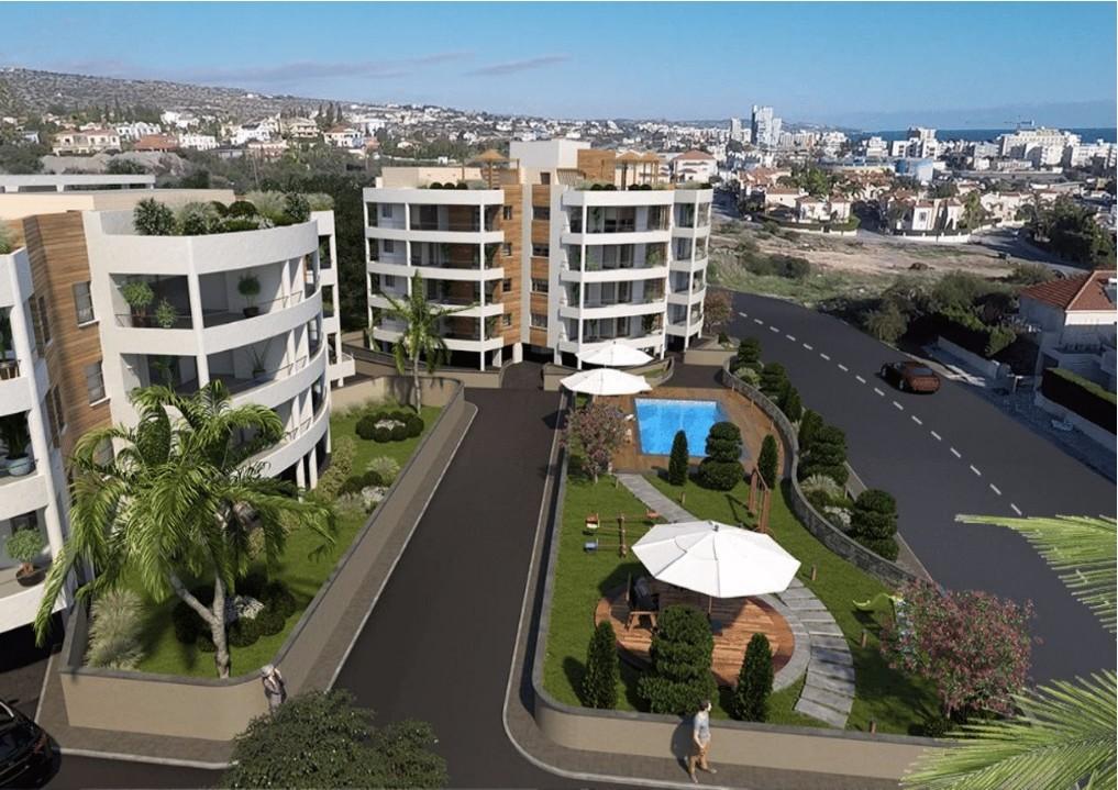 Недвижимость на Продажу: EMBLEM Апартаменты , Мутайяка, Лимассол | Key Realtor Кипр