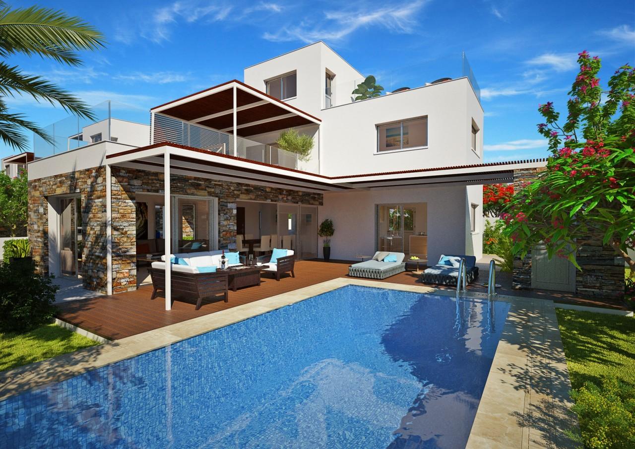 Недвижимость на Продажу: Дом (Отдельный), Хлорака, Пафос   Key Realtor Кипр
