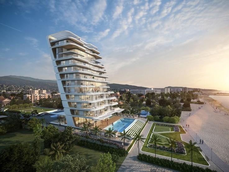 Недвижимость на Продажу: Апартаменты (Квартира), Район Сант Рафаэль, Лимассол   Key Realtor Кипр