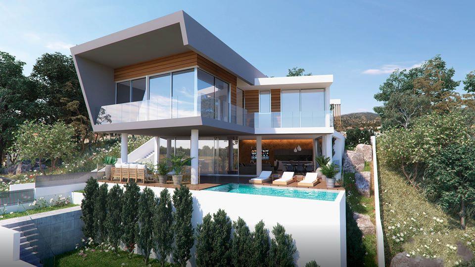 Недвижимость на Продажу: Дом (Отдельный), Айос Афанасиос, Лимассол | Key Realtor Кипр