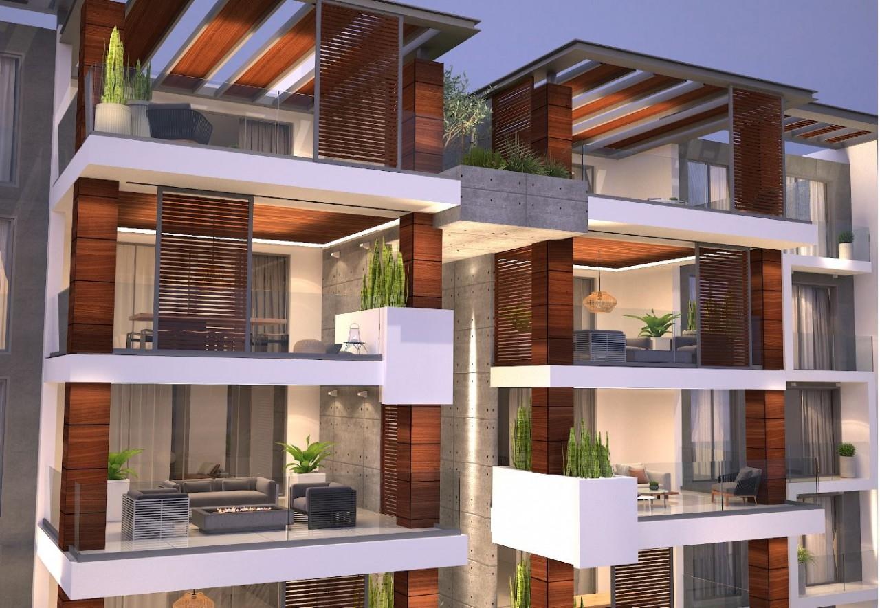 Недвижимость на Продажу: Апартаменты (Пентхаус), Центр Города, Лимассол   Key Realtor Кипр