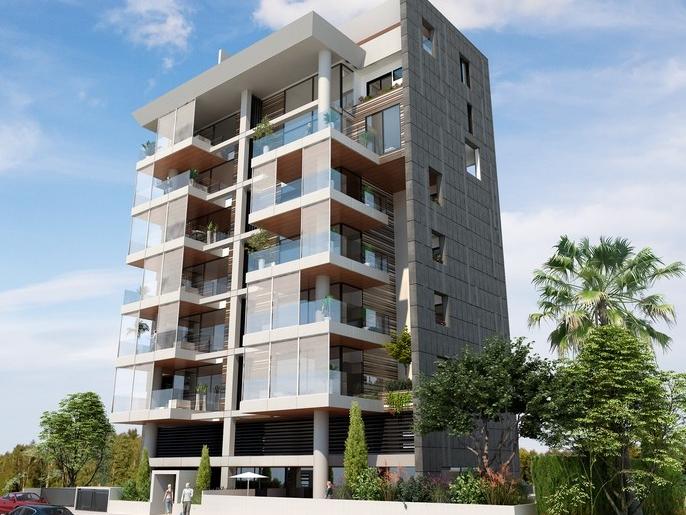 Недвижимость на Продажу: Апартаменты (Квартира), Неаполи, Лимассол   Key Realtor Кипр