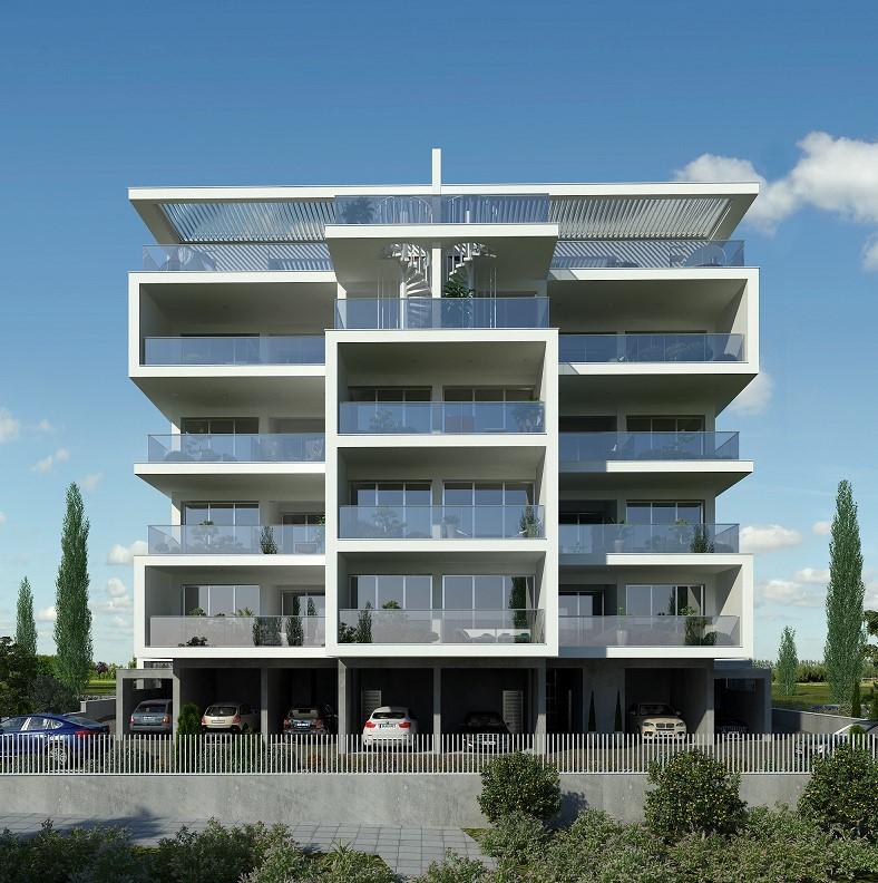 Недвижимость на Продажу: Апартаменты (Пентхаус), Колумбия, Лимассол   Key Realtor Кипр