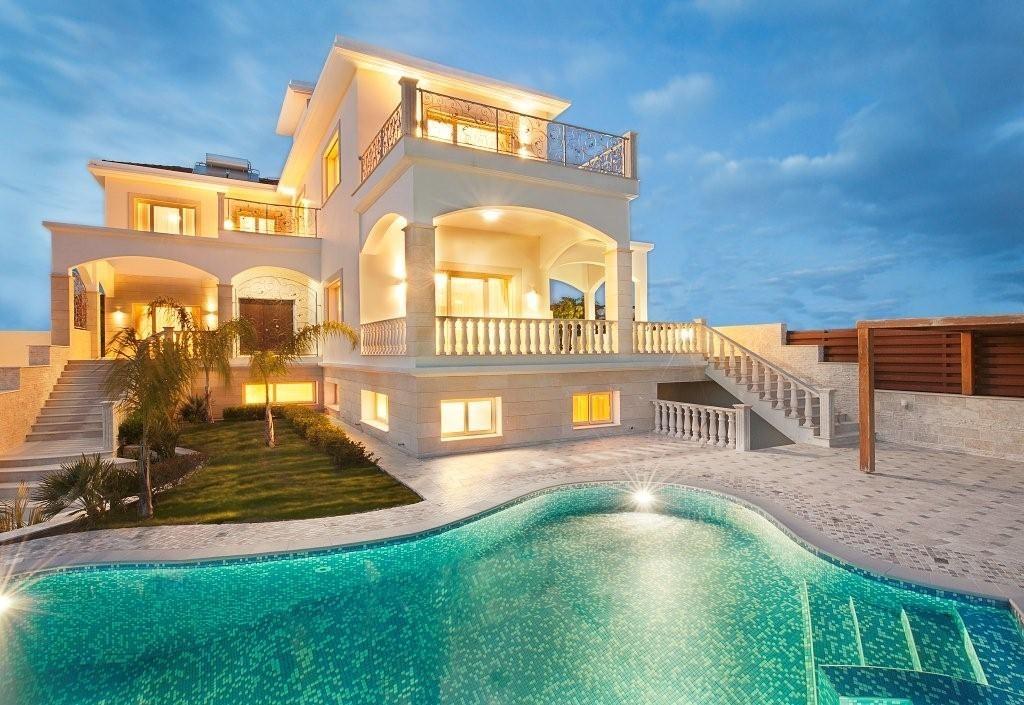 Недвижимость на Продажу: Дом (Отдельный), Айос Тихонас, Лимассол | Key Realtor Кипр