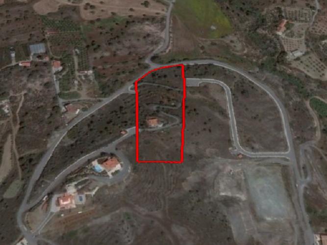 Недвижимость на Продажу: Земля (Резиденция), Монагрулли, Лимассол | Key Realtor Кипр