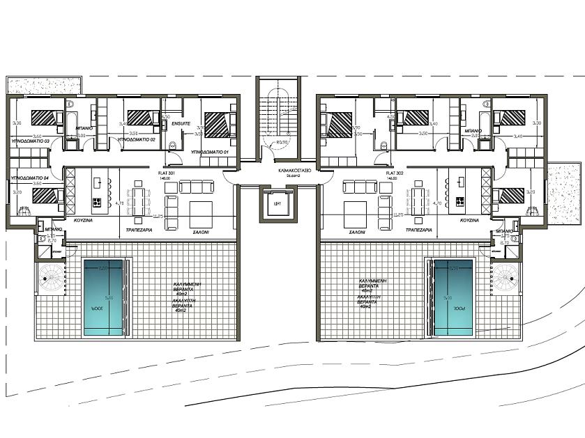 Недвижимость на Продажу: Апартаменты (Квартира), Меса Гитониа, Лимассол | Key Realtor Кипр