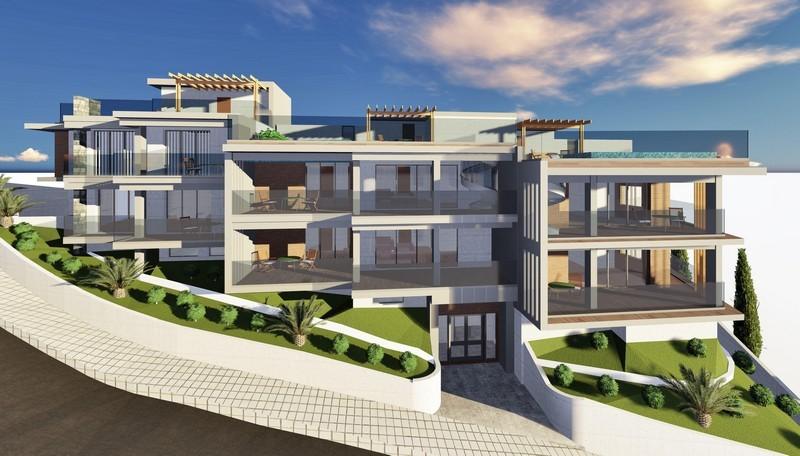 Недвижимость на Продажу: Апартаменты (Квартира), Айос Тихонас, Лимассол   | Key Realtor Кипр